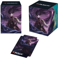 Ultra Pro Theros Beyond Death 100+ Deck Box - Ashiok, Nightmare Muse