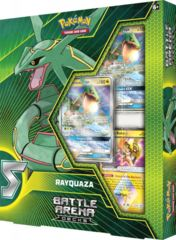 Battle Arena Decks Rayquaza vs. Ultra Necrozma - Rayquaza Deck