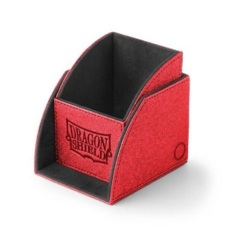 Dragon Shield Red/Black Nest 100+ Deck Box