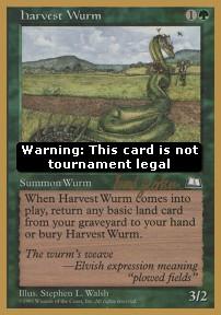 Harvest Wurm