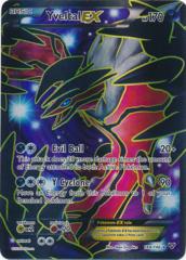 Yveltal-EX - 144/146 - Full Art