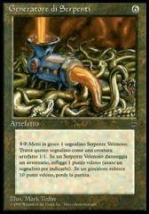 Serpent Generator (Generatore di Serpenti)