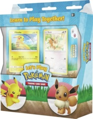 Pokemon Let's Play TCG Box