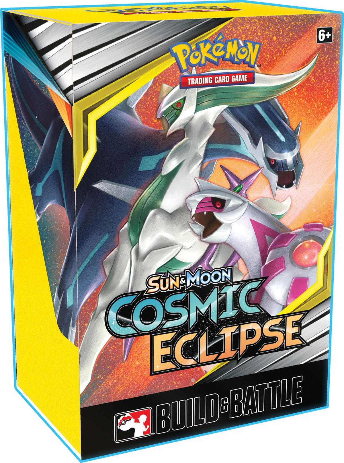 Sun & Moon - Cosmic Eclipse Prerelease Kit