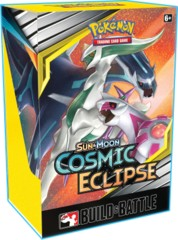 Sun & Moon - Cosmic Eclipse Prerelease Kit