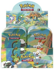 Pokemon Mini Tins - Galar Pals -  Set of 5 (Ships Apr 13)