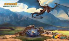 Grand Prix Denver 2015 VIP Ltd. Ed. Playmat