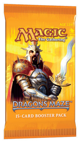 Dragons Maze Booster Pack