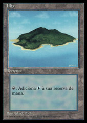 Island [Green & Beach]