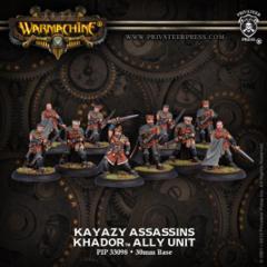 Kayazy Assassins Unit