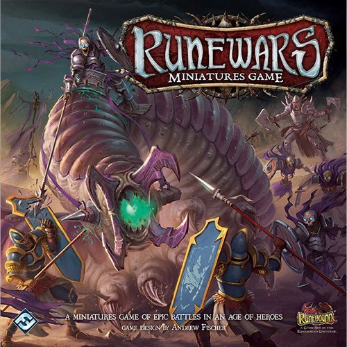 Runewars Minatures Game