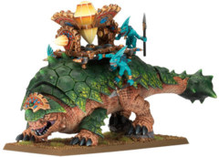 Lizardmen: Bastiladon