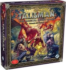 Talisman The Magical Quest Game: The Cataclysm Expansion