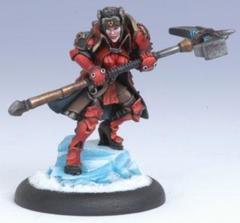 Warmachine - Khador: Epic Forward Kommander Sorscha