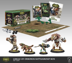 Hordes: Circle of Orboros Battlegroup Battlegroup (Mark 3)