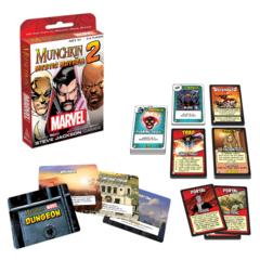Munchkin: Marvel Edition 2 - Mystic Mayhem