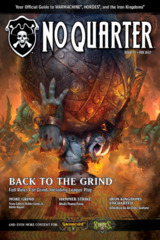 No Quarter Issue 70