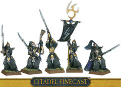 Dark Elf Executioners Command