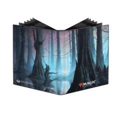Unstable Lands Swamp PRO Binder for Magic, 9-Pocket