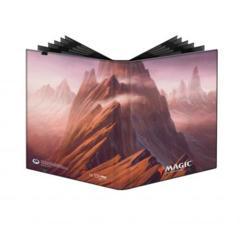 Unstable Lands Mountain PRO Binder for Magic, 9-Pocket