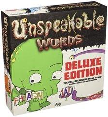 Unspeakable Words Deluxe Edition