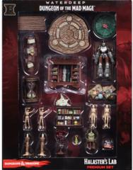 D&D Fantasy Miniatures: Icons of the Realms: Premium Set - Halaster's Lab