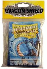 Dragon Shield - Small - 50ct - Blue