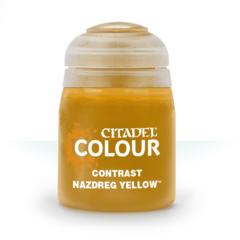 Contrast: Nazdreg Yellow