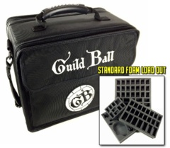 Guild Ball Bag Standard Load Out