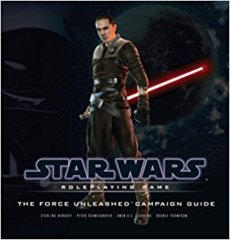 Star Wars: Roleplaying Game - The Force Unleashed Campaign Guide (Used)