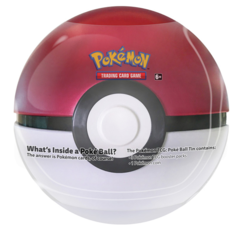 Pokemon - Spring 2019 Poke Ball Tin - Poke Ball