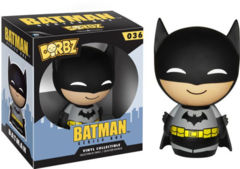 Dorbz 036 - Batman Black Suit