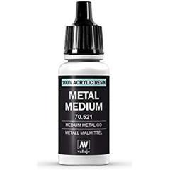 521 Metal Medium 17 ml