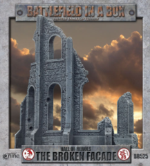 BB525 - Hall of Heroes - The Broken Facade