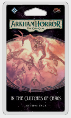 Arkham Horror LCG - In the Clutches of Chaos - Mythos Pack