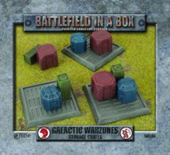 Battlefield in a Box: Galactic Warzones Storage Crates