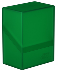 Ultimate Guard - Boulder Deck Box - 60ct - Emerald