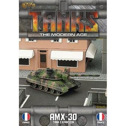 AMX-30 Tank Expansion