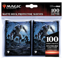 Ultra Pro - MTG: Innistrad: Midnight Hunt ChromaFusion 100ct Sleeves V5 - UPR18827