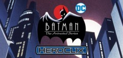 DC HeroClix: Batman The Animated Series Booster