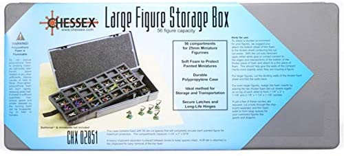 CHX Large Figure Storage Box