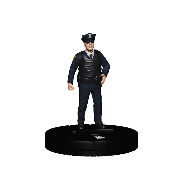 NYPD Officer - 003a - Common