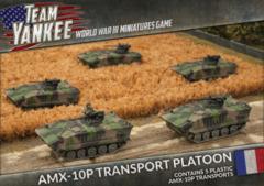 AMX-10P Transport Platoon