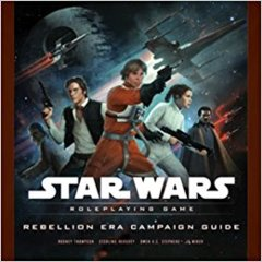 Star Wars: Roleplaying Game - Rebellion Era Campaign Guide (Used)