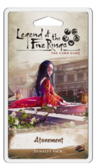 Legend of the Five Rings TCG - Atonement Dynasty Pack