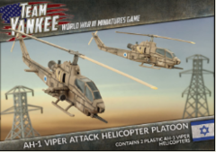 AH-1 Viper Attack Helicopter Platoon (TIBX09)