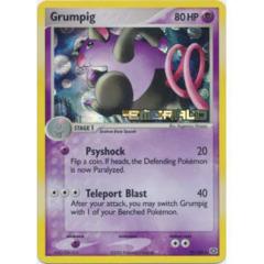 Grumpig - 29/106 - Uncommon - Reverse Holo