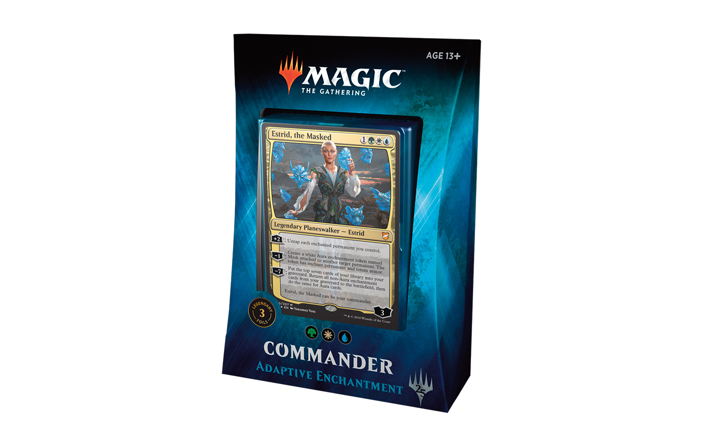 Commander 2018: Adaptive Enchantment