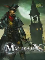 Malifaux 2E Second Edition Rulebook
