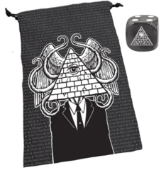 Dice Bag - Illuminati